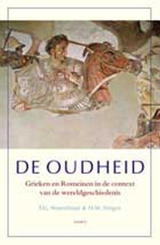 Boek cover De oudheid van F.G. Naerebout (Paperback)