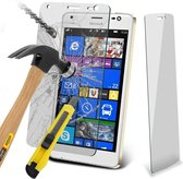 2 Stuks Pack iPhone 6 Plus / 6S Plus glazen Screen protector Tempered Glass 2.5D 9H (0.26mm)