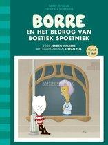 De Gestreepte Boekjes Groep 5 November -   Borre en het bedrog van Boetiek Spoetniek
