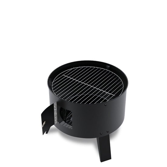 BBQ Charcoal Grill Barbecue Smoker - Ø 37cm