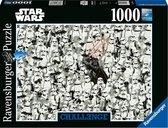 Ravensburger puzzel Star Wars IX - legpuzzel - 1000 stukjes
