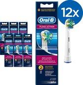 Oral-B Floss Action - Opzetborstels - 12 stuks