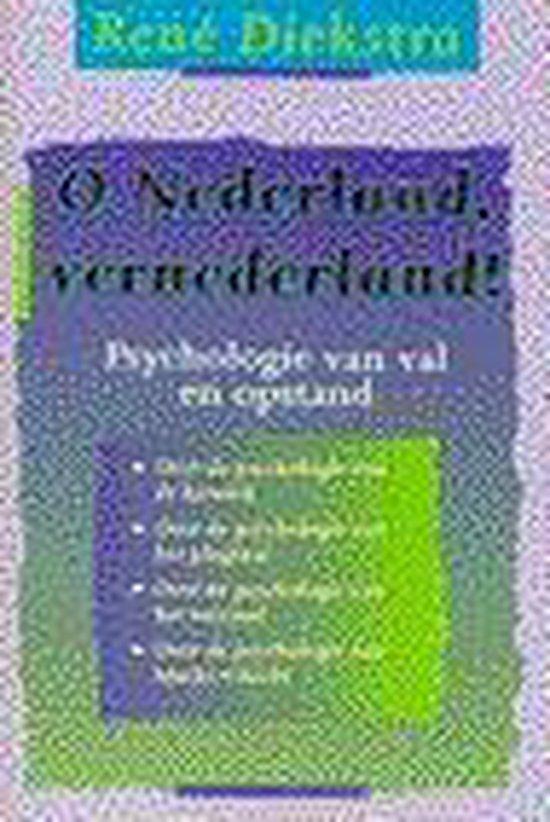 O Nederland vernederland - Diekstra pdf epub