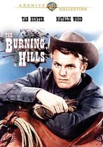 The Burning Hills (1956) (dvd)