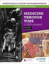 Boek cover Hodder GCSE (9-1) History for Pearson Edexcel Foundation Edition van Sam Slater