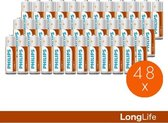 Philips batterijen 48 AA - Longlife Batterijen