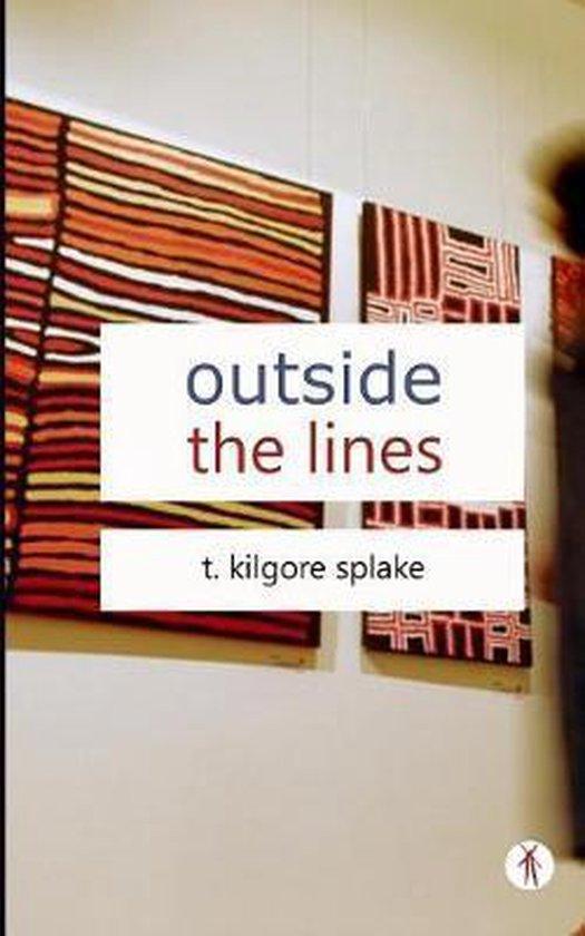 Boek cover outside the lines van T Kilgore Splake (Paperback)