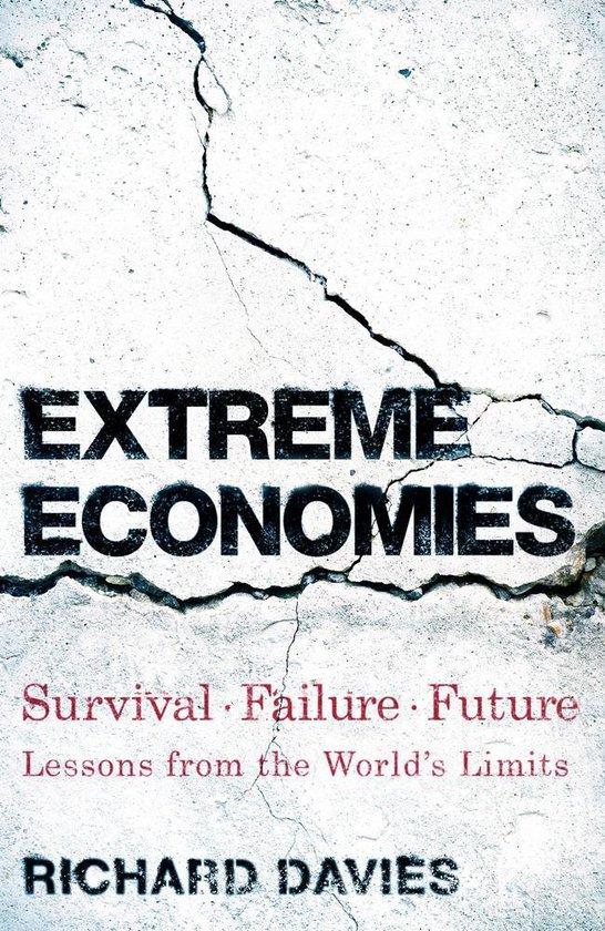 Boek cover Extreme Economies van Richard Davies (Paperback)