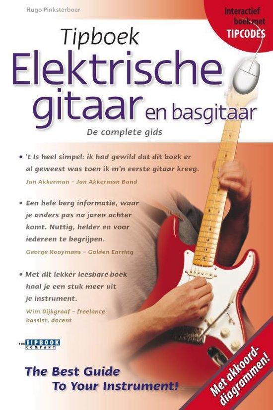 Tipboek - Tipboek elektrische gitaar en basgitaar - Hugo Pinksterboer | Fthsonline.com