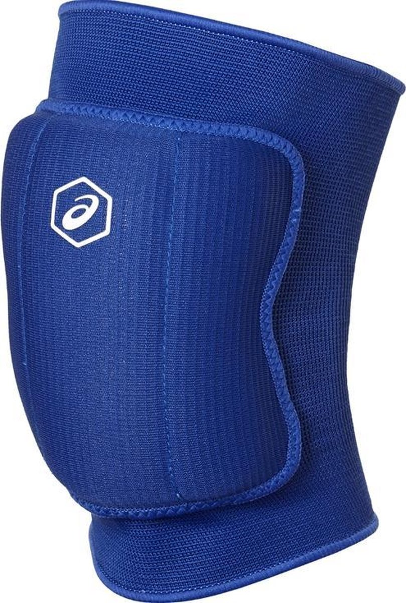 Asics Basic Kneepad - blauw - maat XL