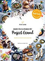 Boekomslag van 'Lekker eten en afvallen met Project Gezond deel 2'