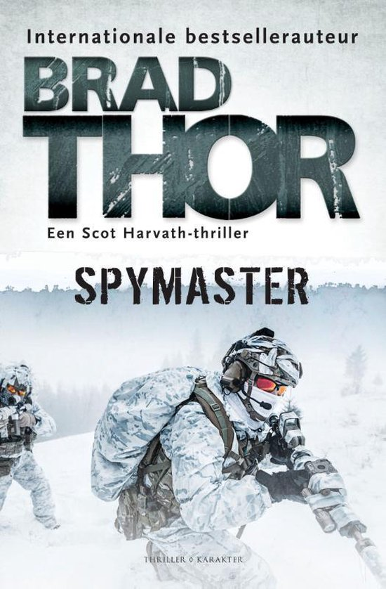 Scot Harvath - Spymaster - Brad Thor | Fthsonline.com