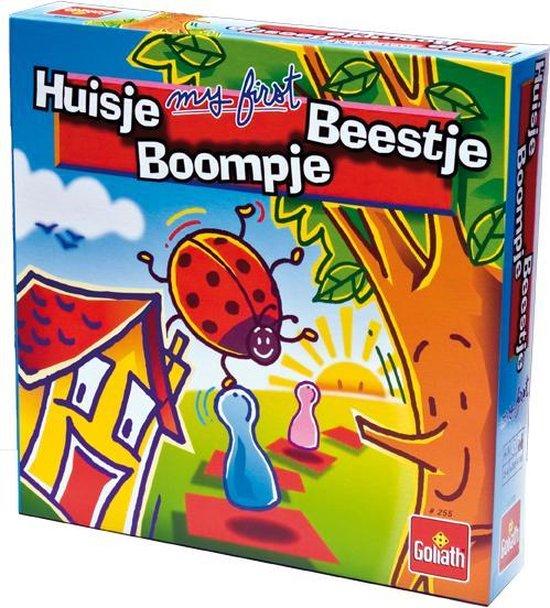 Huisje Boompje Beestje - Bordspel