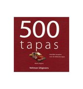Afbeelding van 500 Tapas
