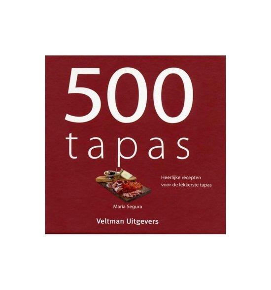 500 Tapas - C. Watson  