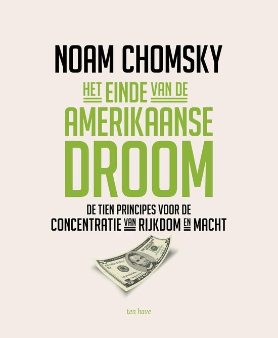 Het einde van de Amerikaanse droom - Noam Chomsky   Readingchampions.org.uk