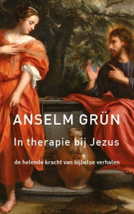 In therapie bij Jezus - Anselm Grün |