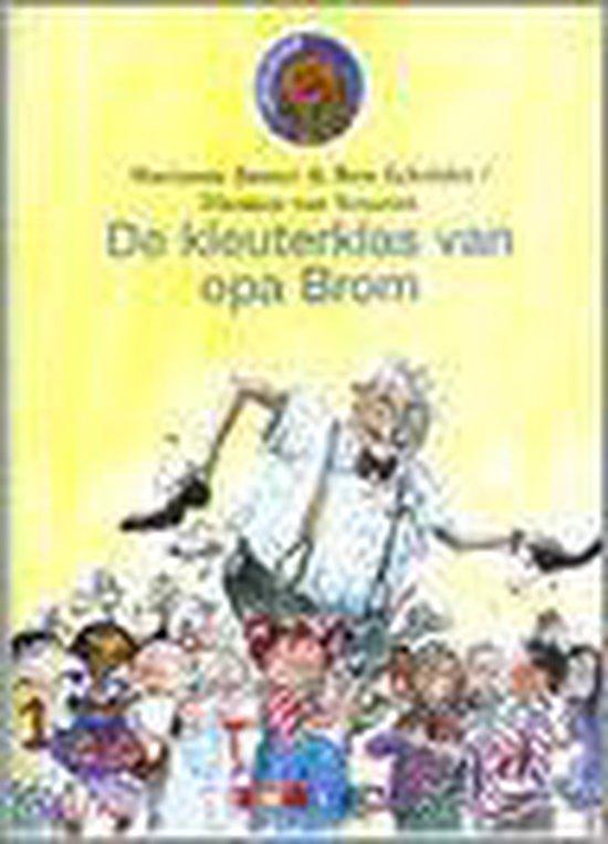 De kleuterklas van opa Brom - Ron Schroder |