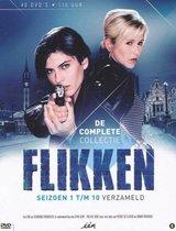 Flikken Gent - De Complete Collectie (Seizoen 1 t/m 10)