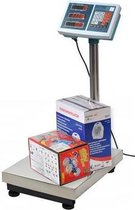Digitale Platformweegschaal - Elektronische Pakket Weegschaal - Hondenweegschaal - Plateau Weegschaal - 100KG