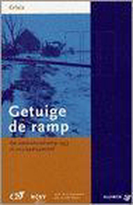 GETUIGE DE RAMP - Rosenthal U.  