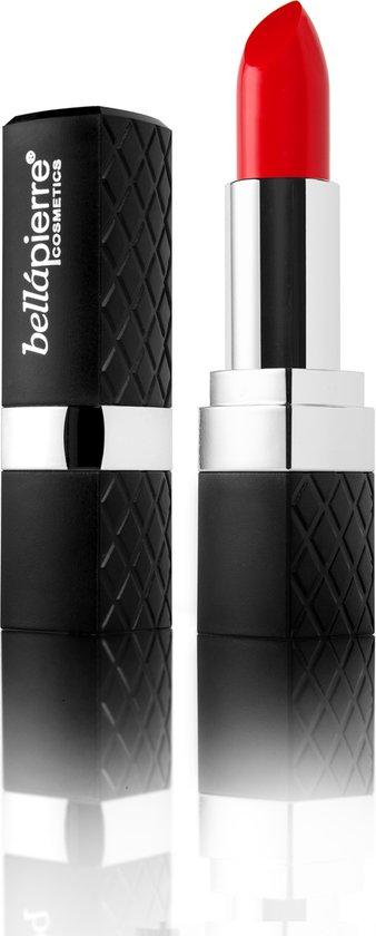 Bellapierre cosmetics LS005 lippenstift Rood 3,5 g