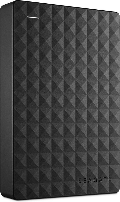 Seagate Expansion Portable - externe harde schijf - 4 TB - Zwart