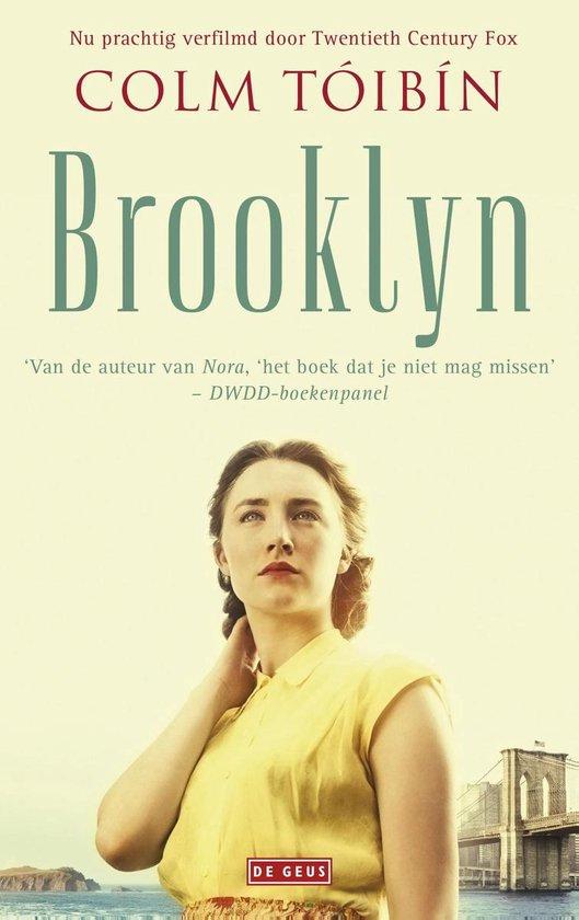Brooklyn - Colm Tóibin |