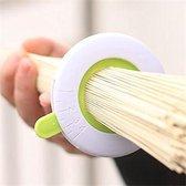 Spaghettimeter 1 tot 4 personen - Groen & wit