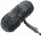 Reinhardt Soft Zep II Short Hair Grey 30cm incl PG3 Pro - Microfoon windshields
