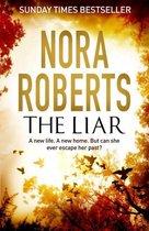 Boek cover The Liar van Nora Roberts