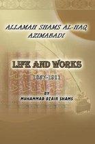 Biography of Allamah Shams al-Haq Azimabadi