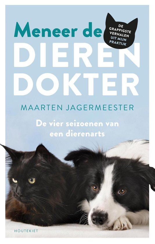 Meneer de dierendokter - Maarten Jagermeester  
