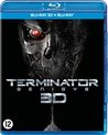 Terminator Genysis (2D + 3D-blu-ray)