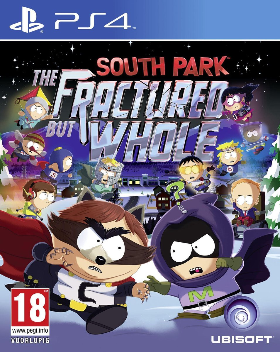 South Park: The Fractured But Whole - PS4 - Merkloos