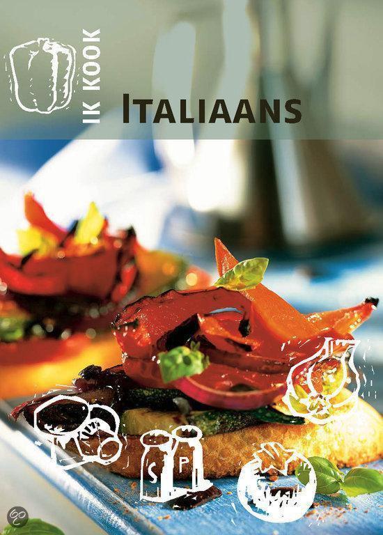 ItaliaansIk Kook - Onbekend  