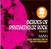 Heroes of Psychedelic Rock, Vol. 1