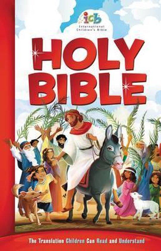 International children''s bible - Diverse auteurs | Fthsonline.com
