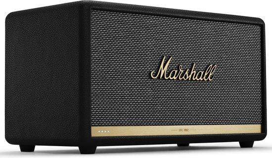 Marshall Stanmore II Zwart - Wifi Speaker