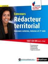 Concours Rédacteur territorial - Catégorie B - Intégrer la fonction publique - 2015