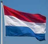 Grote Nederlandse vlag 150x90cm | Hollandse driekleur