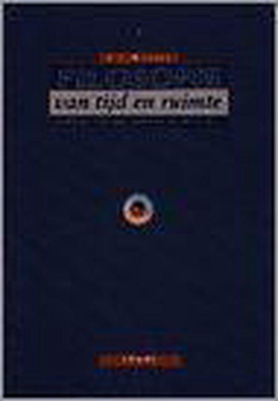 Filosofie van tijd en ruimte - C.J. Rijnvos |