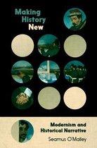 Boek cover Making History New van Seamus OMalley