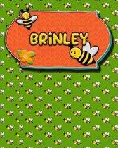 Handwriting Practice 120 Page Honey Bee Book Brinley