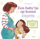 Boek cover Een babytje op komst van William Sears (Hardcover)