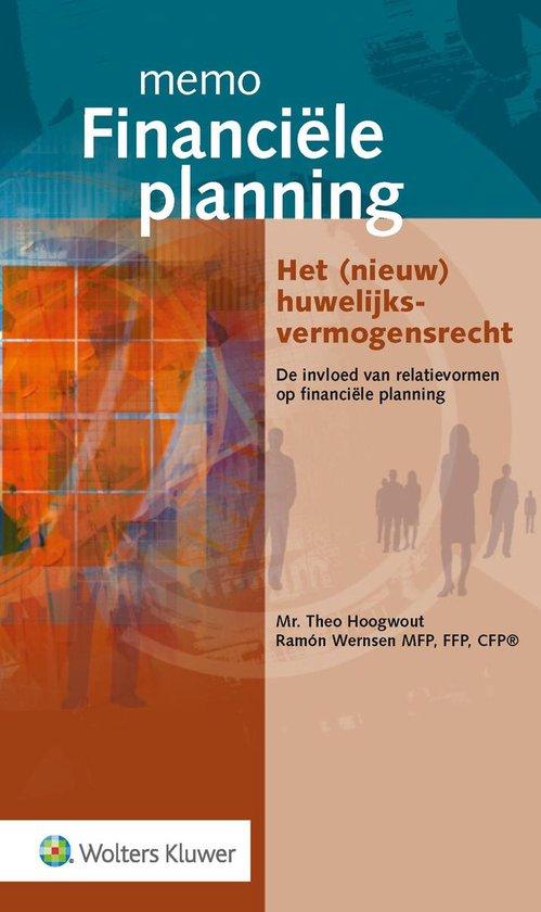 Memo Financiële Planning - Theo Hoogwout |