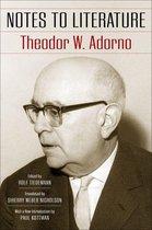 Boek cover Notes to Literature van Theodor W. Adorno