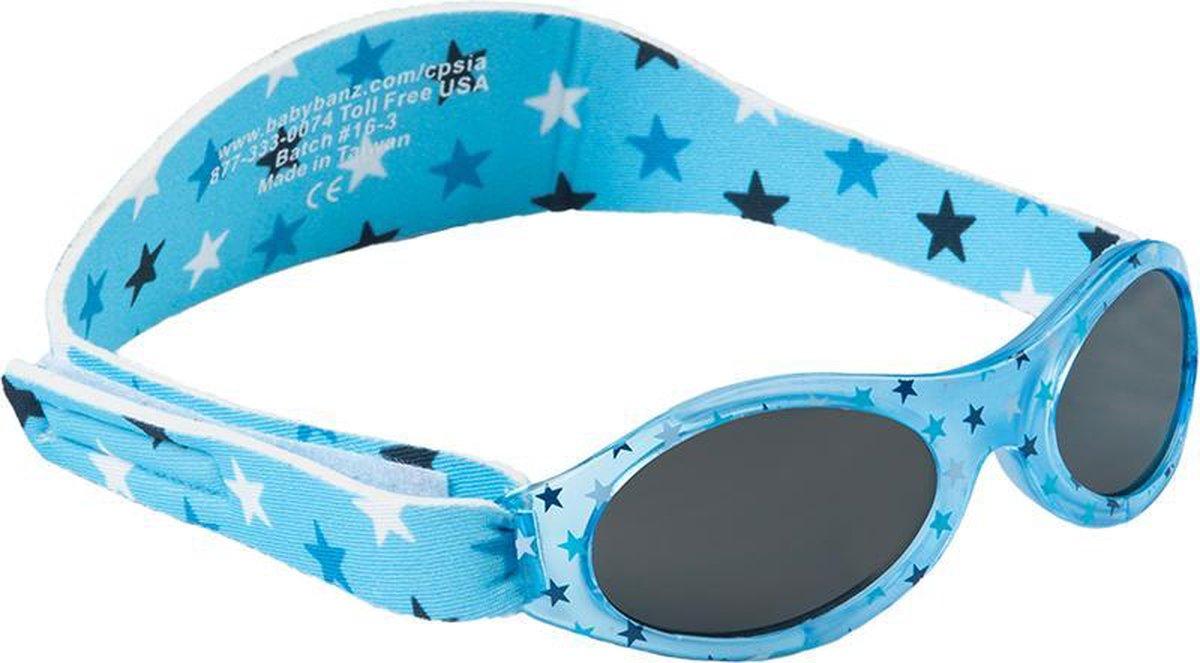 Dooky BabyBanz Zonnebril 0 2 jaar Blue Star