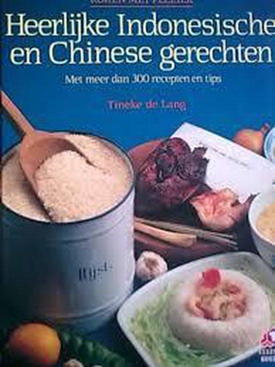 Heerlijke Indonesische en Chinese gerechten - Tineke de Lang |
