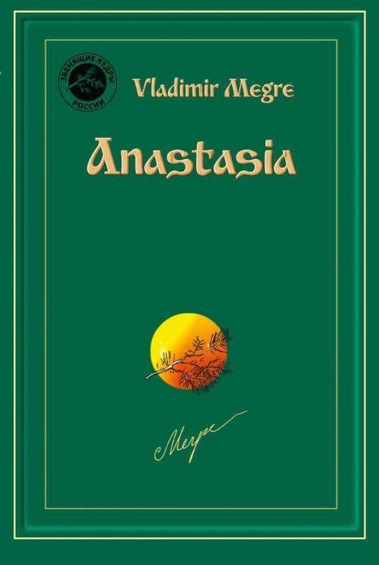 Anastasia reeks 1 - Anastasia - Vladimir Megre  